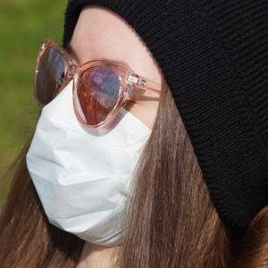 ウィルスを入れないマスク?銅シート入り抗菌マスクをつけてみた感想