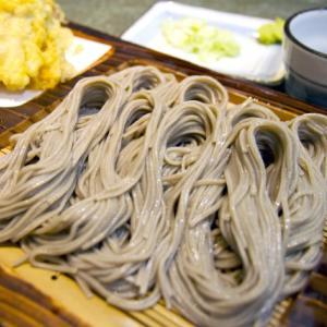 年越しそばの上手な茹で方は?乾麺を生蕎麦みたいにする方法はこれ!
