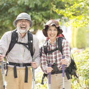 中年で登山家デビュー!ハマって夫婦で続ける秘訣は目標を持つこと