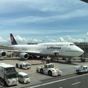 ルフトハンザ航空のプレミアムエコノミー