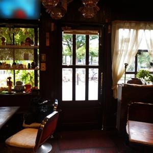 西九条にある純喫茶『ニューマコ』|西九条上公園を眺めながらティータイム