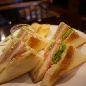 北浜の純喫茶『蝸牛庵』といえばサンドイッチです!【人気メニューランキングあり】