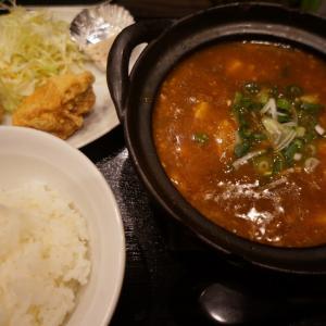 『土鍋麻婆 浜やん』の麻婆豆腐と白麻婆豆腐を食べ比べ!
