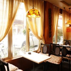 『玉一総本店』福島区にある歴史ある純喫茶の豪華な店内に感動!