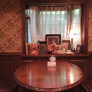『ティーハウス茶摩』 天六にあるブリティッシュカフェはまるで紅茶の博物館!