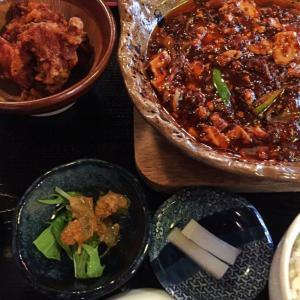 『サカホンキッチン』堺筋本町の麻辣専門店で激ウマな麻婆豆腐ランチをいただきました