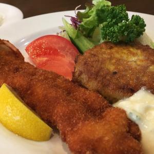 『洋食のビーハイブ』大阪港ランチのど定番!名物のハンバーグは必食です