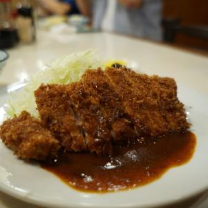 【中之島駅】土佐堀にある洋食屋『グリルキムラ』でボリューム満点の定食を。