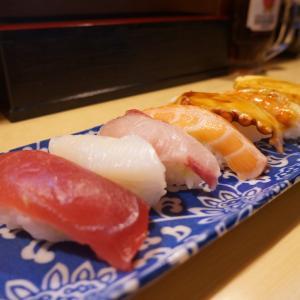 【なんと500円!】日本橋の寿司屋『すし処新歌丸』で驚きの寿司盛り合わせを。