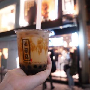 【タピオカ激戦区!】アメリカ村にある人気タピオカ専門店『辰杏珠(シンアンジュ)』