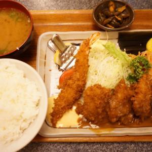 【ブタが可愛くて食べられない!!】四ツ橋にある昭和レトロなとんかつ店『大富士(だいふじ)』