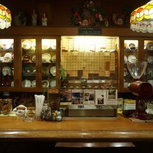 【よ〜いドン!人間国宝さん】大阪の南森町・大阪天満宮にある純喫茶『珈琲館吉田』