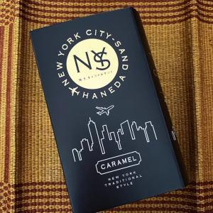 とろとろキャラメル入り!N.Y.C.SAND 〜NYキャラメルサンド〜