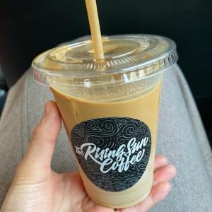 坂口憲二さんの「ライジングサンコーヒー」に行ったよレポート!