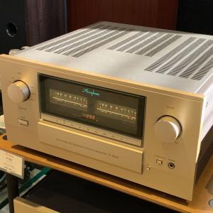 【Accuphase E-800 試聴会】試聴会とオーディオと加齢臭