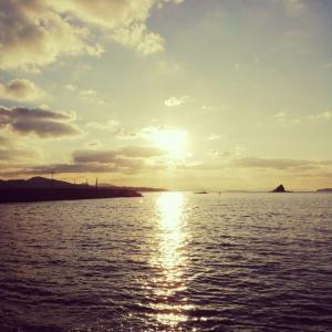 ふゆの日本海は