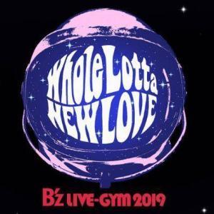 念願だったB'zのライブに行ってきた〜Whole Lotta New Love