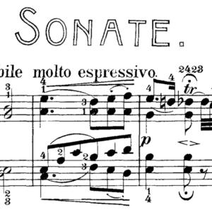 ▼ベートーヴェン:ソナタ31番第1楽章、一応通し練習へ…