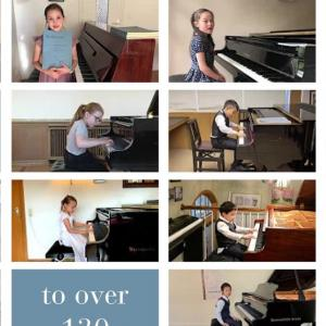 Henle Piano Competition:6歳が弾くベートーヴェン感動的 ♪