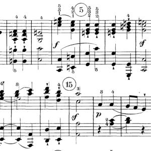 ▼ベートーヴェン:ソナタ31番、予定通り第2楽章へ ♪