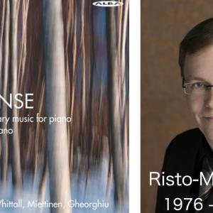 フィンランド現代作曲家のピアノ曲から:ピアノソナタ Sixth Sense ♪