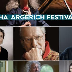 Martha Argerich Festival 豪華メンバーとともに毎日出演!80歳のアルゲリッチ ♪