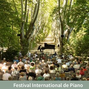 ラ・ロック=ダンテロン国際ピアノフェスティバルのピアニストたち ♪
