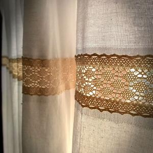 材料費275円のカーテン