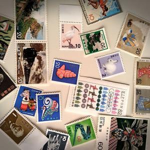 中途半端な「切手」を「レターパック」に交換する