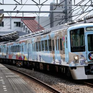 52席の至福を西武新宿駅で捉える!(ボツ)→下落合下りホームで捉える(ボツ)