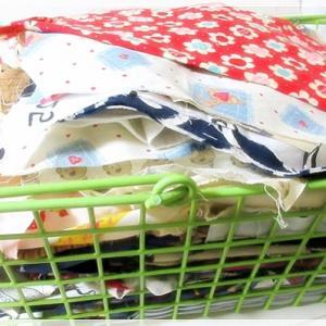 ハギレ消費の巻・その1 座布団の洗い替え作り