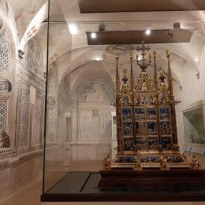オルヴィエートの「天空の街」を探検 ⑦ドゥーモ付属博物館(大聖堂付属博物館)を見学