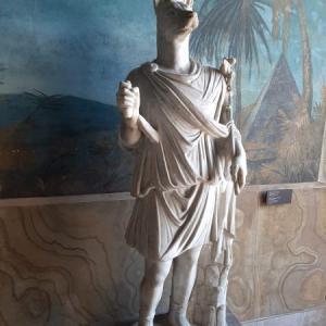 ヴァチカン美術館 その3  グレゴリアーノ・エジプト美術館(Museo gregoriano egizio)