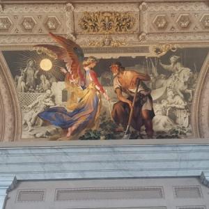 ヴァチカン美術館 その8 大燭台のギャラリー(Galleria dei Candelabri)