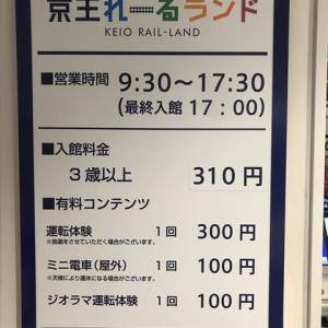 大興奮!京王レールランドのアミューズメントパークが凄すぎる!