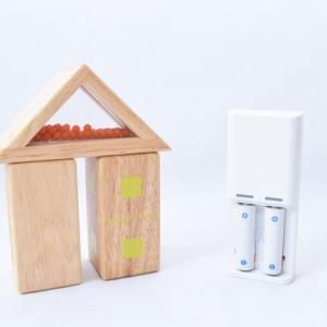 太陽光パネルと蓄電池で自家消費をするための配線設計(一条工務店)
