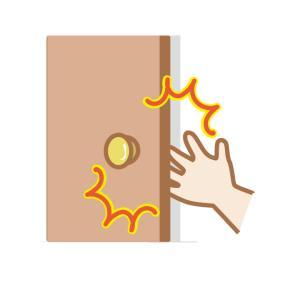 【対策必須】子どものドア指はさみ事故防止グッズ(開き戸・引き戸)