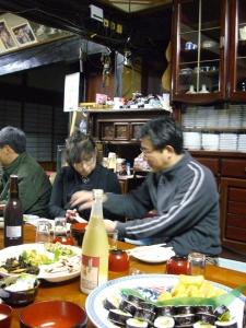 天台寺と軽米萩薬師堂