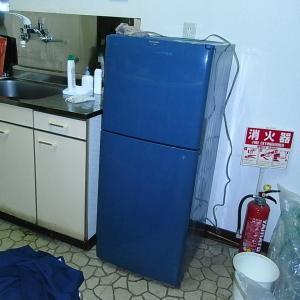 冷蔵庫設置