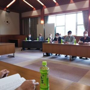 天台寺保存会の総会