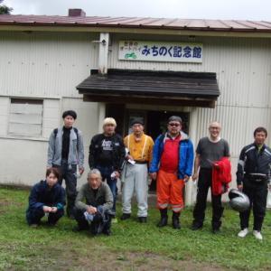 雨天の中8名の来館