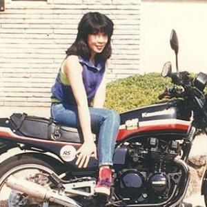 高市早苗氏はバイク乗り?