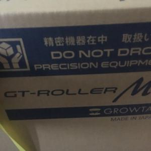 GT-Roller M1.1サポートサイクリストに選ばれました。
