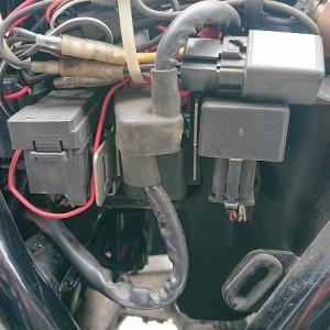 CB400SB 電圧低下の原因