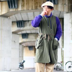 ロハス(ガーデニング)なスタイルをファッションに落とし込む‼️