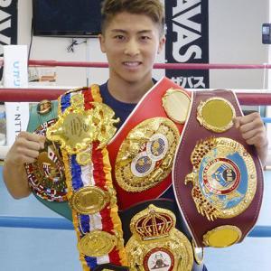 ボクシング、井上尚弥のバンタム級のライバルは誰だ!ロマチェンコと対戦は?