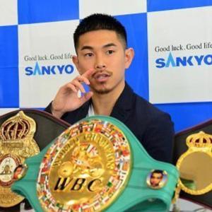 ボクシング井岡一翔の再起戦が4階級制覇戦に!次戦がラストチャンス?