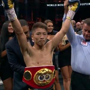 WBSS準決勝、井上尚弥は強かった!ロドリゲスに圧勝2RKO勝利