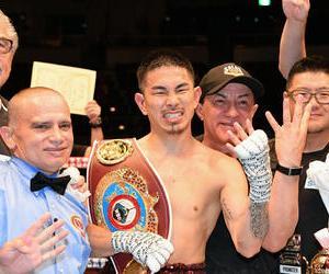 ボクシング、井岡一翔がTKOで日本人初の4階級制覇!次戦は誰と?