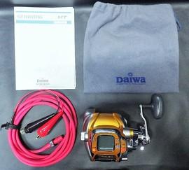 DAIWA シーボーグ 500MT(高速POWERリール230m/分)